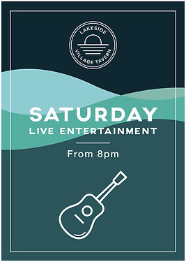 LAKESIDE WEEKLY POSTERS A1-ENTERTAINMENT