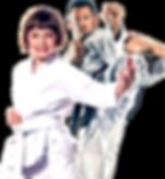 Боевые искусства, самбо, дзюдо, каратэ