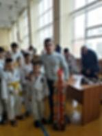Атари, каратэ в Ростове