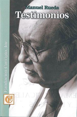 Libro sobre escritor Manuel Rueda