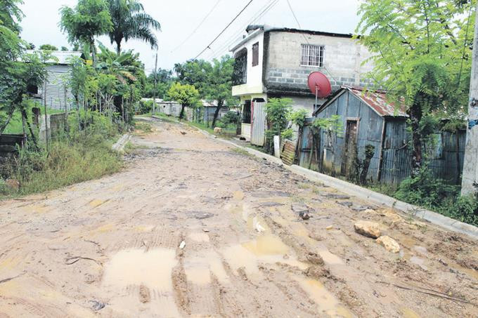Calles en Villa Mella Norte