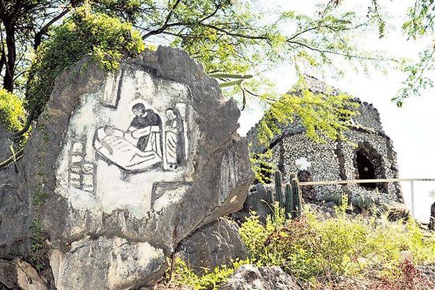 Ermita de San Martin de Porres en Bani