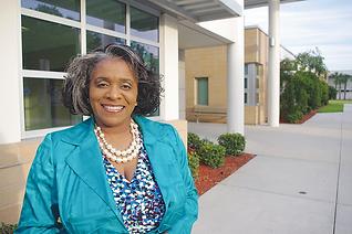 Rene Flowers school board member