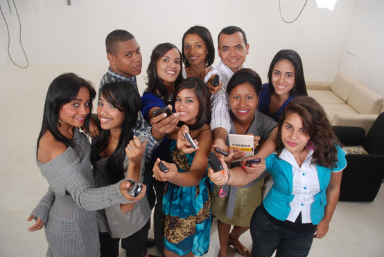 Grupo de PPA Listín Diario
