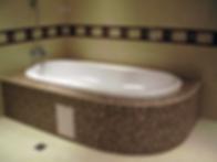 ремонт ванных комнат:отдельные работы