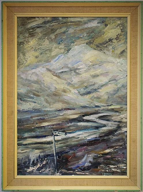 John Bowes - Snowscape
