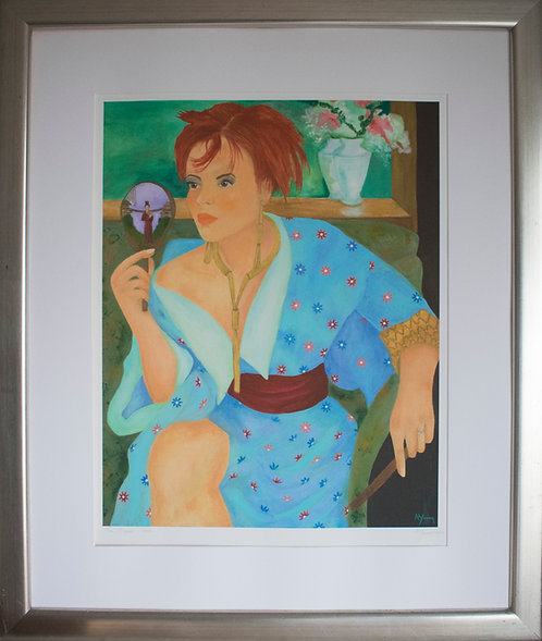 Anne Young - Limited Edition Print