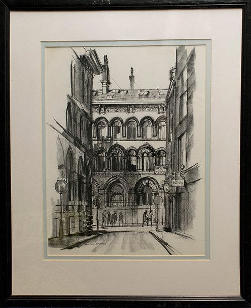 Eddie Scott Jones - Richmond Buildings