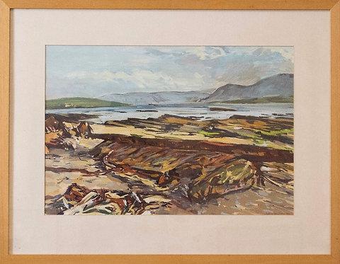 Robin Bownass - Warbeth Beach, Shetland Isles