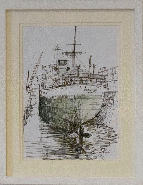 Ken Martin - Dry Dock