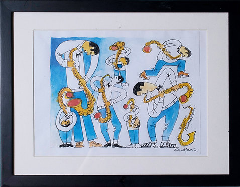 Ken Martin - Saxophonist