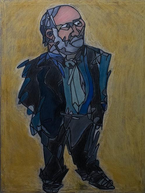 Matt Wilde - Ken Martin Portrait