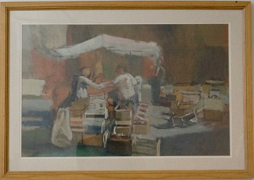 Ken Williams - Street Market Liverpool