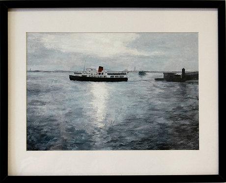 Gordon Humphreys - Evening Crossing
