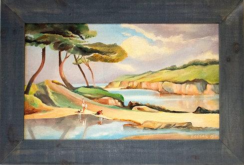 T. Edgar - Cote d'Azur, French Riviera (1971)