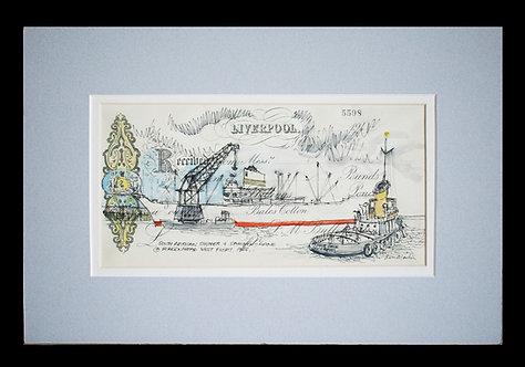 Ken Martin - Tug Boat (Liverpool Docks)