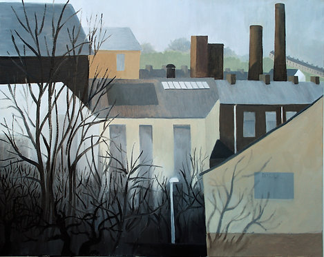 Anthony Taylor - Accrington Old Mills  2016