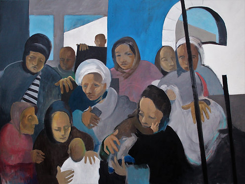 Anthony Taylor - Syrian Refugees on Kos 2015