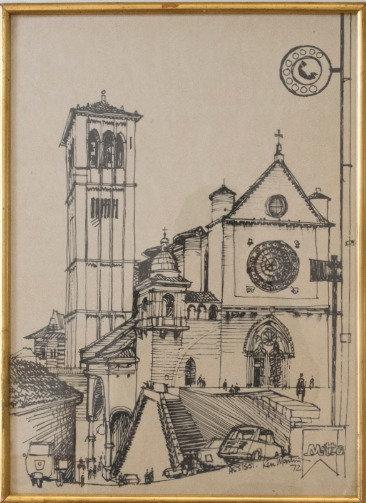"""Ken Martin - """"Assisi"""""""