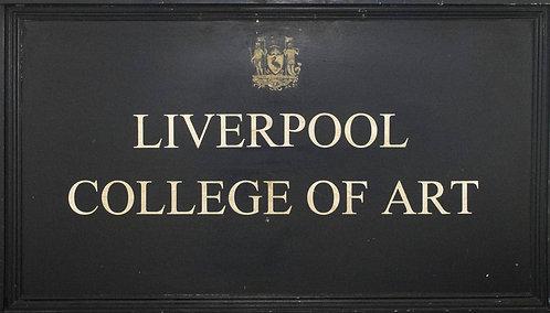 Liverpool College of Art (film prop)