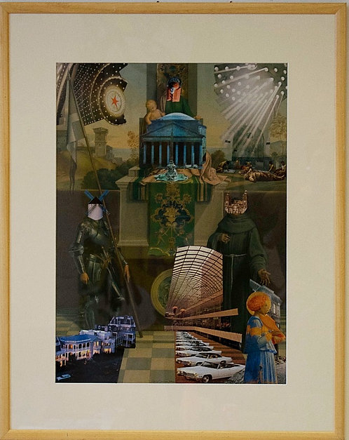 "Ken Martin - ""The Pantheon, Rome"""