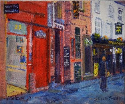 Sheila Turner - Mathew Street
