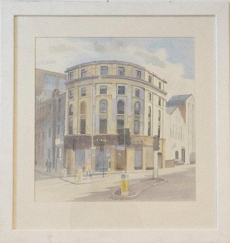 John Stewart - Casartelli Building, Liverpool