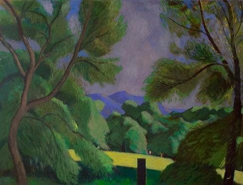 Peter Crabtree - Landscape