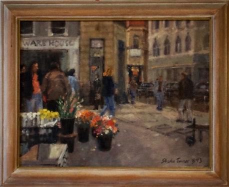 Sheila Turner - Flower Seller