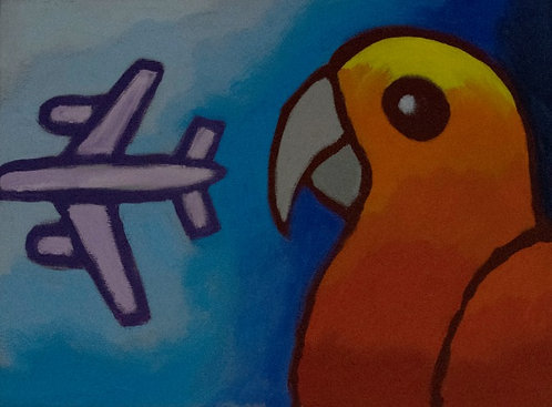 Charles Thomson - Bird
