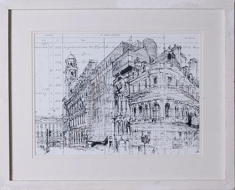 Ken Martin - North John Street Liverpool