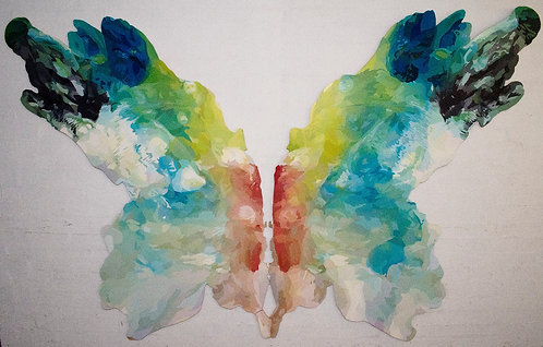 Laurence Payot - Butterfly
