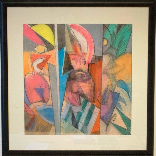 Peter Macaulay - Three Figures