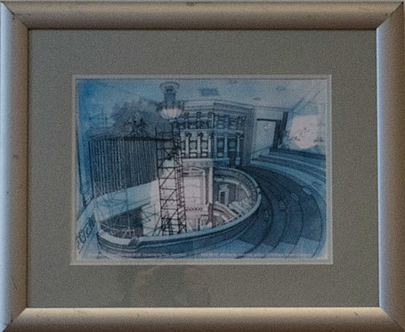 Ron Sandforth - Liverpool Playhouse Re-Development In The Year 2000