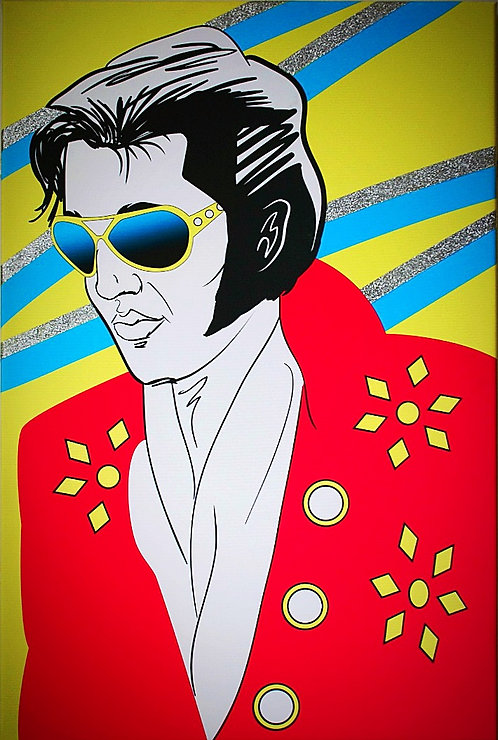 Steve Lynch - Elvis