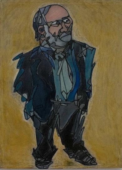 Matt Wilde - Ken Martin Portrait (Small)