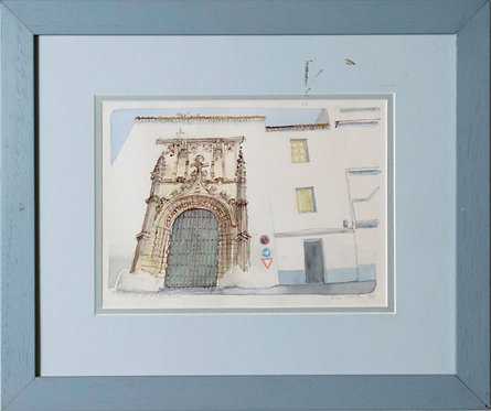 Ken Martin - Arcos de la Frontera, Andalusia