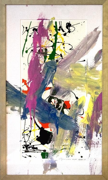 Optimus Wayne - Jackson Pollock Plus