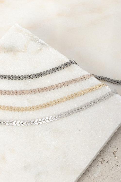 Chevron Necklace Wholesale