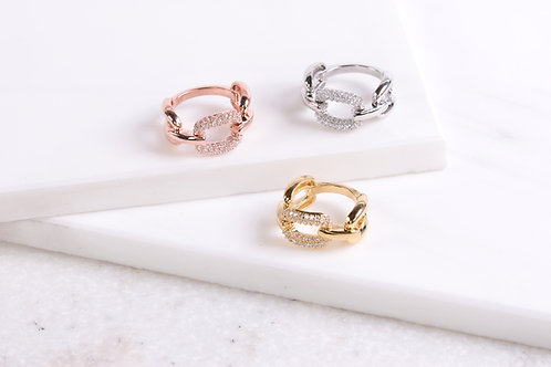 Anica Chain Ring