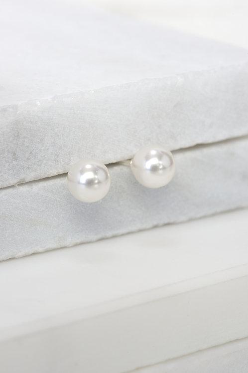 Abby Pearl Earrings