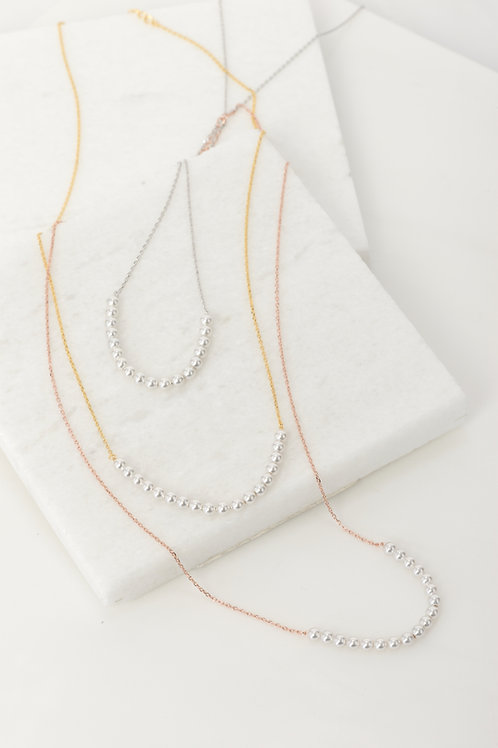 Rosalie Pearl Necklace