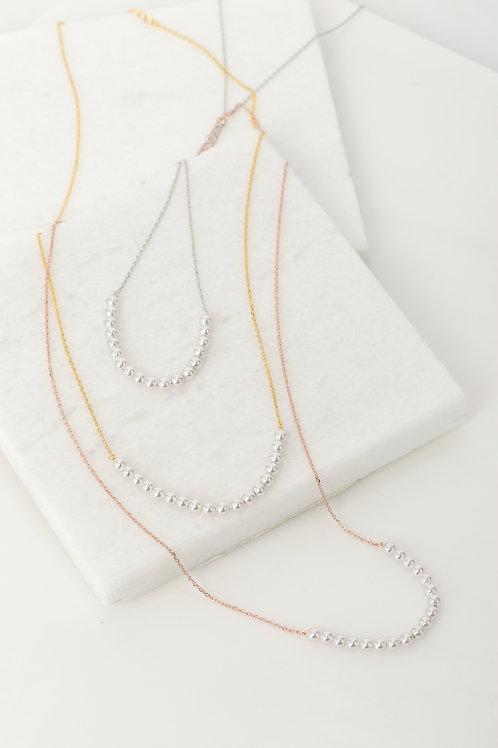 Rosalie Pearl Necklace Wholesale