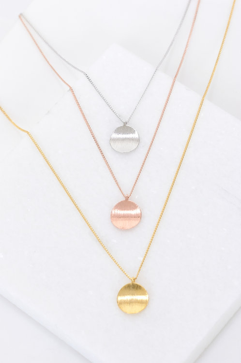 Madeleine Coin Necklace Wholesale