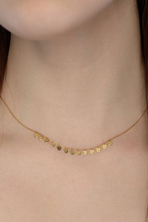 Trece Necklace