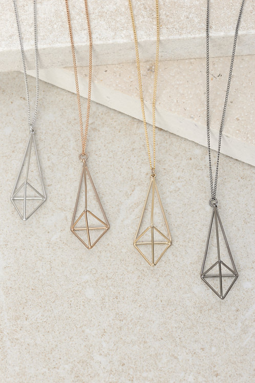 Adele Prism Necklace