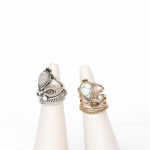 Jennifer Stackable Ring