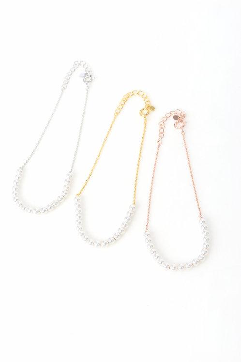 Rosalie Pearl Bracelet