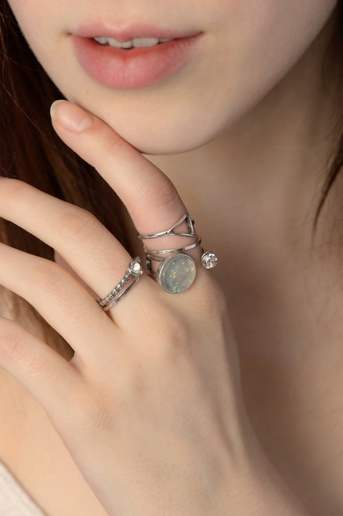 Julia Stackable Ring