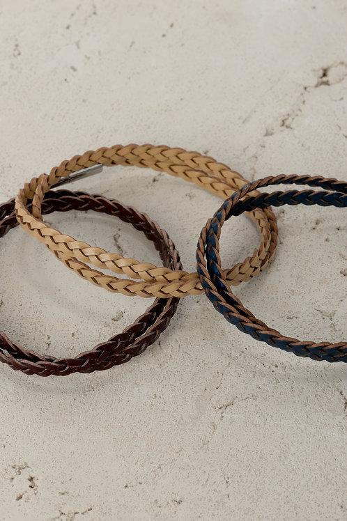 Madison Braided Double Bracelet Wholesale
